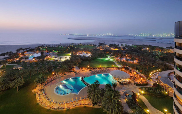 Le Royal Meridien Beach Resort & Spa Hotel in Dubai