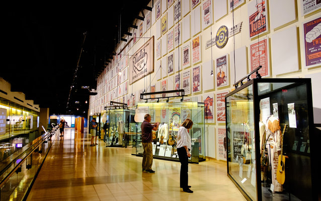 Country Music Hall of Fame and Museum in Nashville
