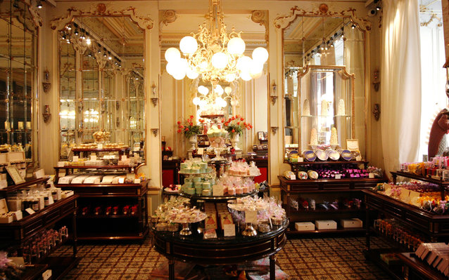 Demel Restaurant in Vienna