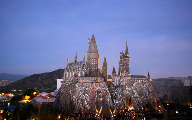 Universal Studios' Wizarding World of Harry Potter Opening