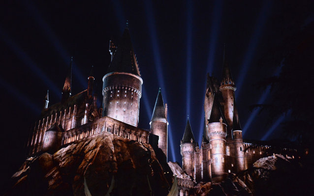 "Universal Studios Hollywood Hosts The Opening Of ""The Wizarding World Of Harry Potter"" - Inside"