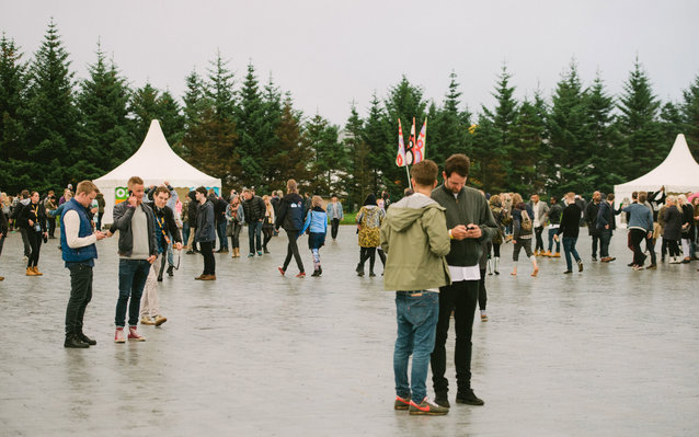 Secret Solstice Music Festival 2014