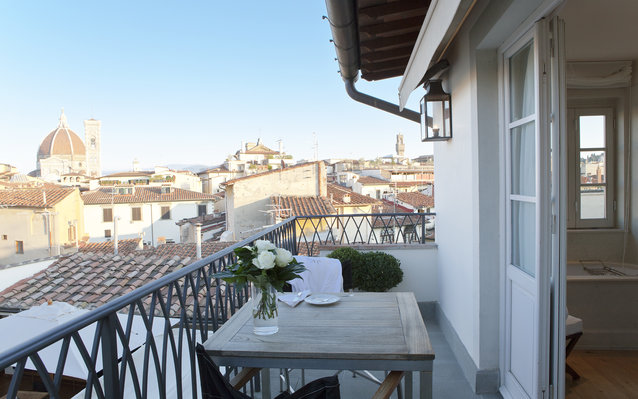 JK Place Hotel in Florence