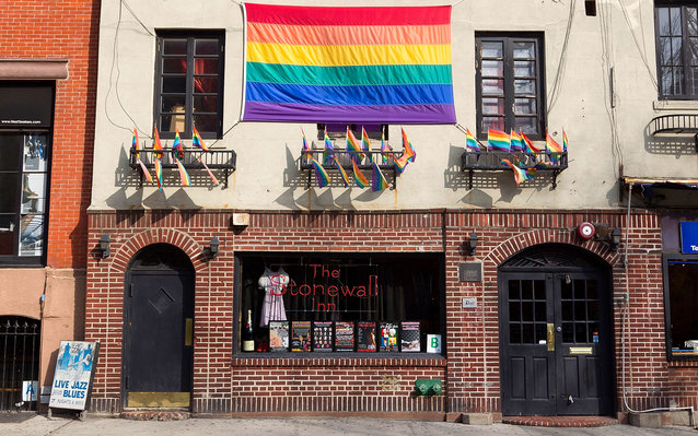 Stonewall Inn New York City National Monument