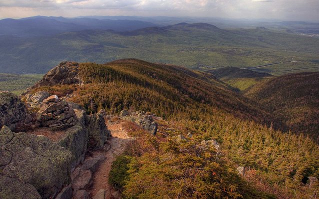Appalachian Trail, New Hampshire