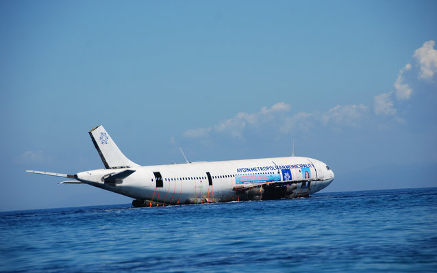 Airbus to be sunk off Turkish coast for diving tourism