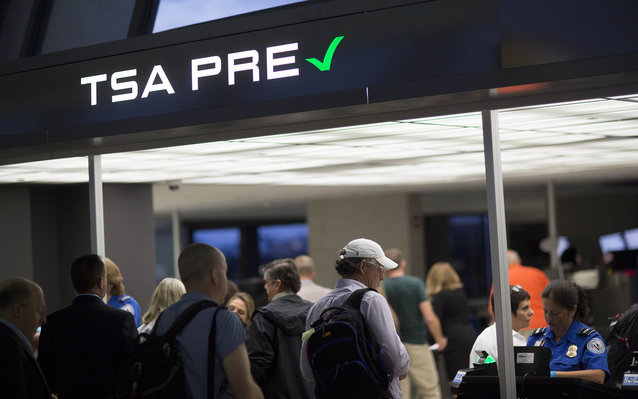 TSA Being Sued for Long Lines