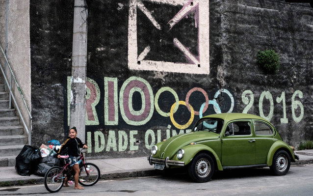 Rio Olympics Zika Spread Low Risk
