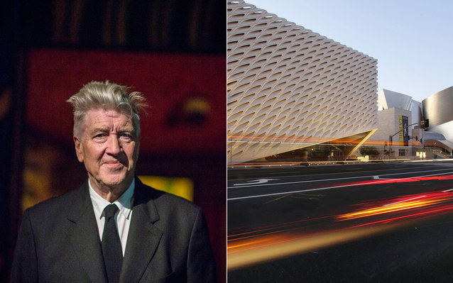 David Lynch Music and Arts Festival in LA