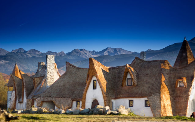 Transylvania's Newest Hotel Is Straight Out of A Storybook