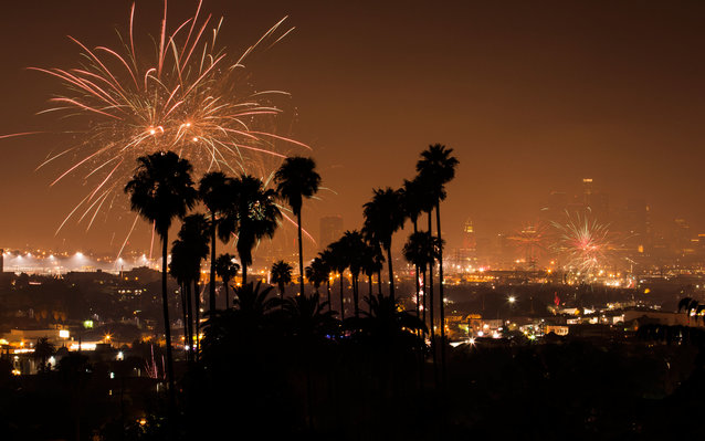 How to Spend New Years Eve in Los Angeles