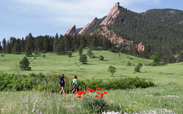 Perfect 3-Day Weekend in Boulder