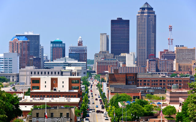 How to Have the Perfect Three-Day Weekend in Des Moines