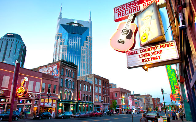 Perfect 3-Day Weekend in Nashville