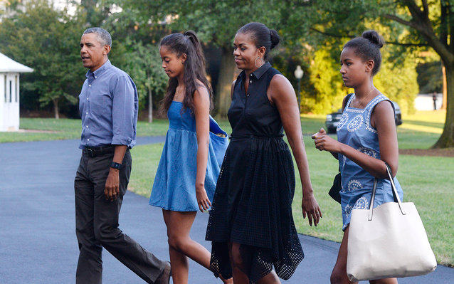 Vacation Like Obama Family