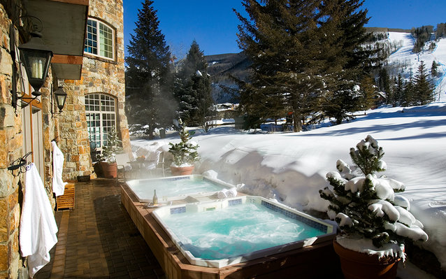 Tivoli Lodge Hotel in Vail