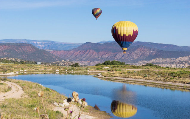 Camelot Balloons in Vail