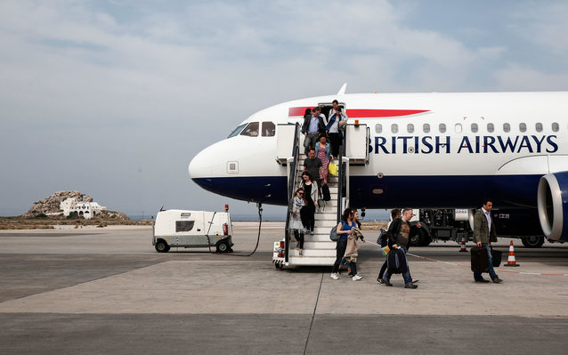 UK paying to complain about airlines