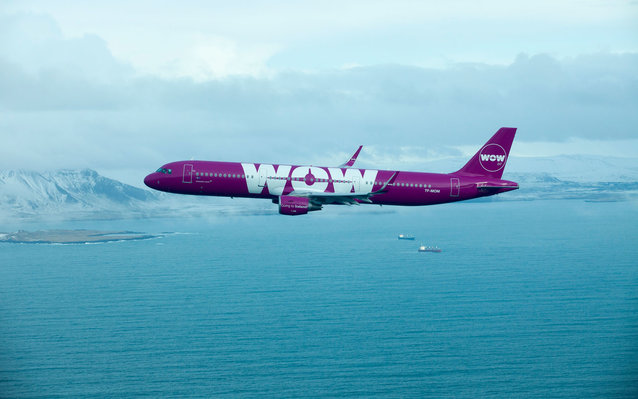 WOW Air is launching flights from Miami.