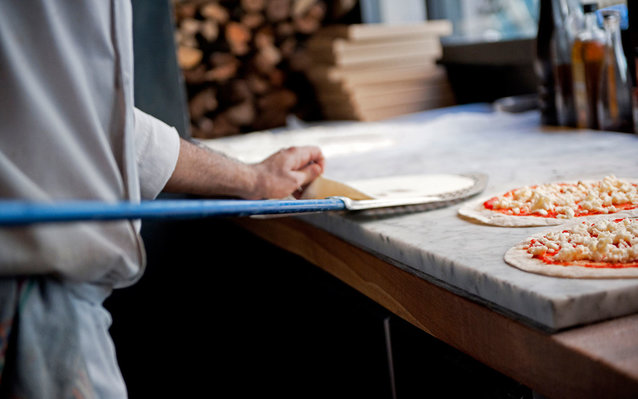 Italian chefs broke the world record for most pizzas made in 12 hours.