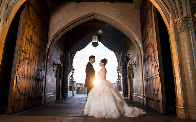 How to Have a Disney Wedding