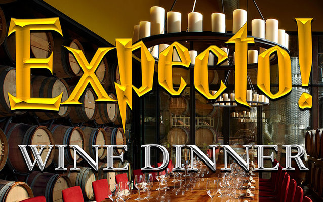 Harry Potter Wine Dinner in Chicago