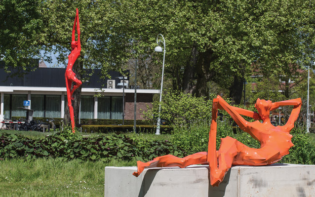Amsterdam's Summer ArtWalks