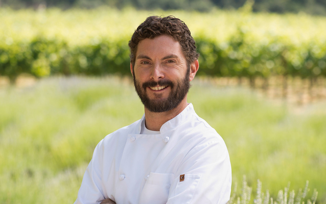 Chef Bryan Jones Headshot
