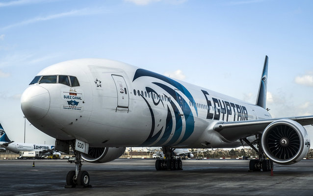 Missing Egypt AIr plane