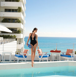 Soho Beach House, hotel, pool, Miami, Florida
