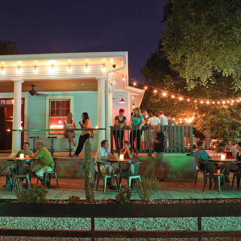 Austin's Best Outdoor Bars
