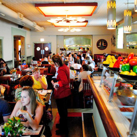 Top breakfast places in chicago / Barbie and the pink shoes