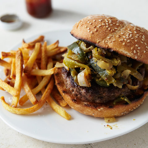 Top 5 Burgers in Jackson Hole