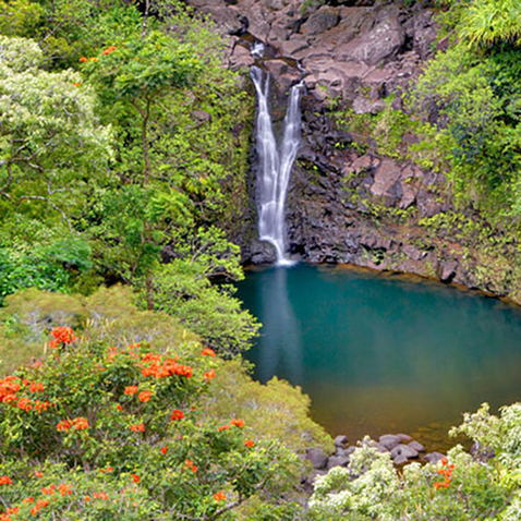 Best Waterfalls on Maui