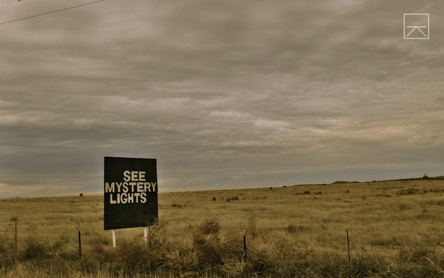 "The ""Ghost Lights"" of Marfa, Texas"