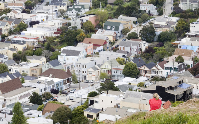 Bernal Heights neighborhood