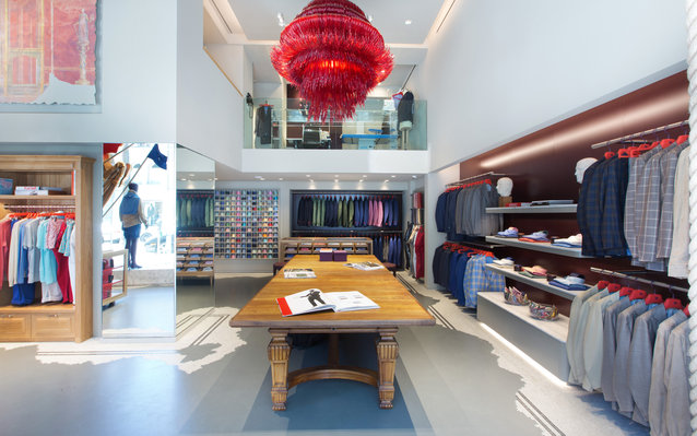Isaia store