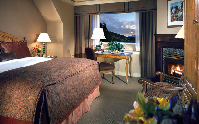 Fairmont Chateau Whistler British Columbia