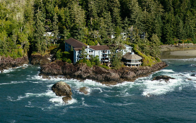 Wickaninnish Inn Tofino, British Columbia