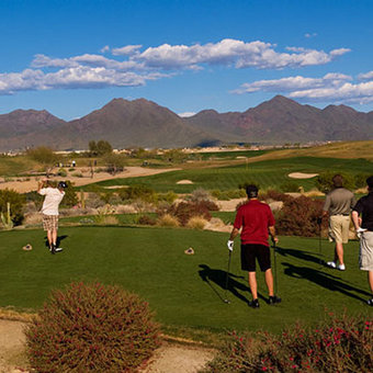 Best Golf Experiences in Scottsdale