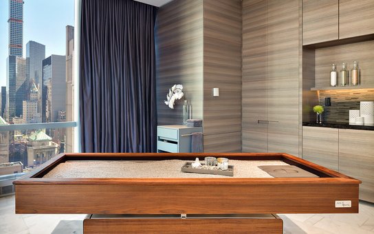 new spa treatments to book in Manhattan: Park Hyatt