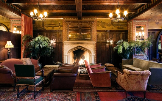NYC FIREPLACE BARS