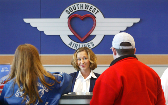 Southwest Ad Transfarency