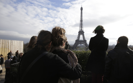 Unity in Paris after attacks