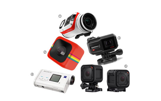Cameras for Hiking