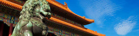 Beijing Header Forbidden City