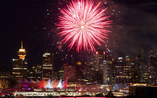 Vancouver New Years Eve