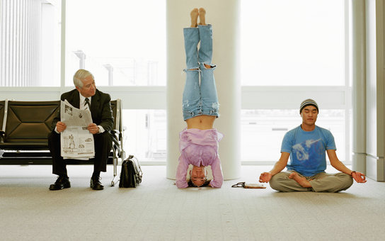 Yoga Travel