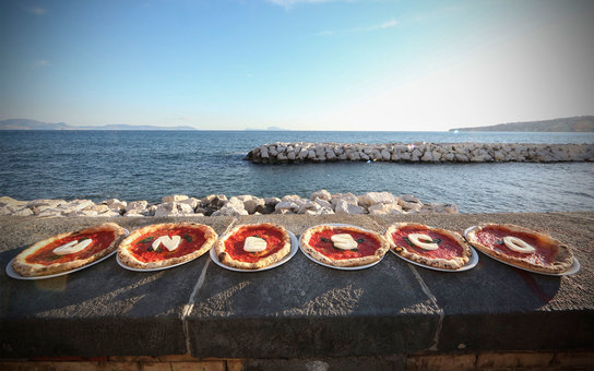 Naples Italy Neapolitan Pizza UNESCO