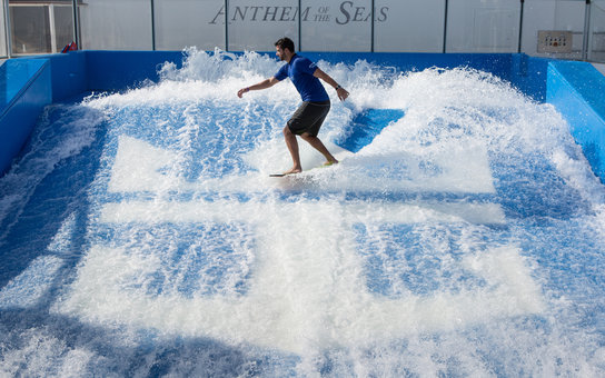 Royal Caribbean Flow Rider